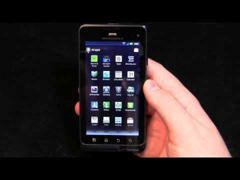 Motorola DROID 3 Review Part 1