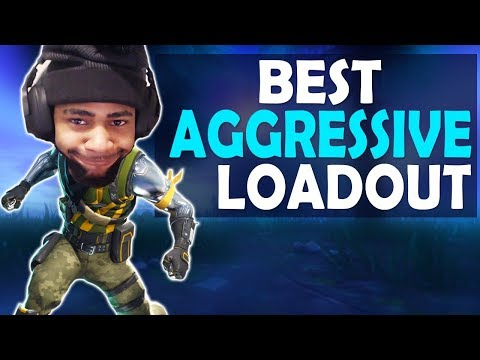 BEST AGGRESSIVE LOADOUT | WILL FORTNITE DIE? | GROW YOUR YT & TWITCH  -(Fortnite Battle Royale)