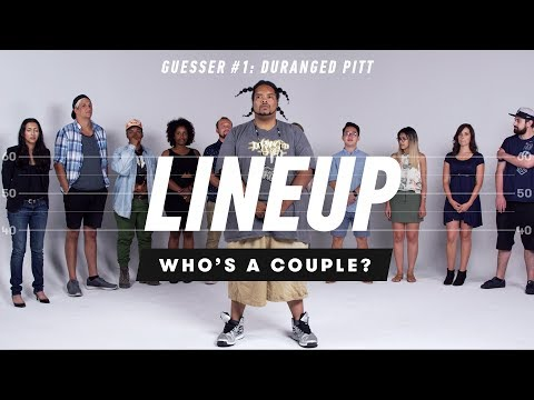 Who's a Couple from a Group of Strangers (Duranged Pitt) | Lineup | Cut