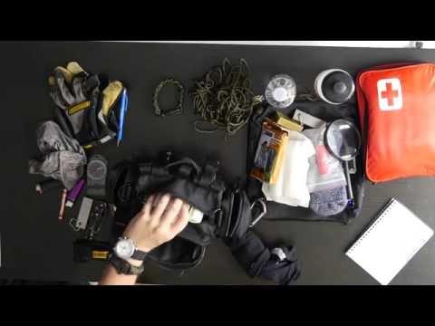 Throwback: Get Home Bag for Jeep Wrangler
