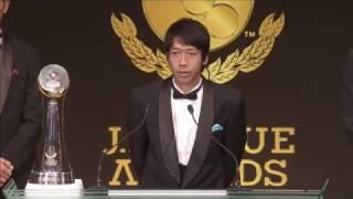 12月20日にJリーグアウォーズが開催。最優秀選手賞を受賞した川崎フロ...