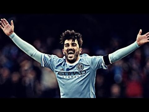 David Villa  ► New York City FC 2015 ► Victory is waiting for YOU