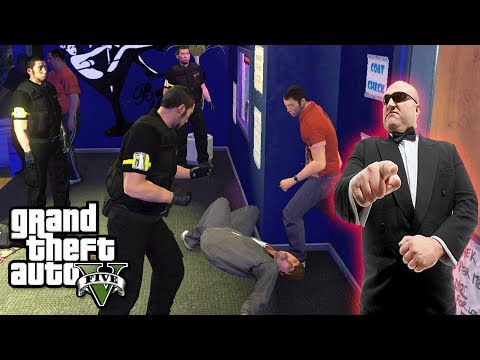 NIGHTCLUB BOUNCER MOD | GTA 5 PC