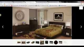 Complete Bedroom Furniture Set Under $500