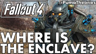 Fallout 4 Where Is the Enclave Theory and are they really gone to never return PumaTheories