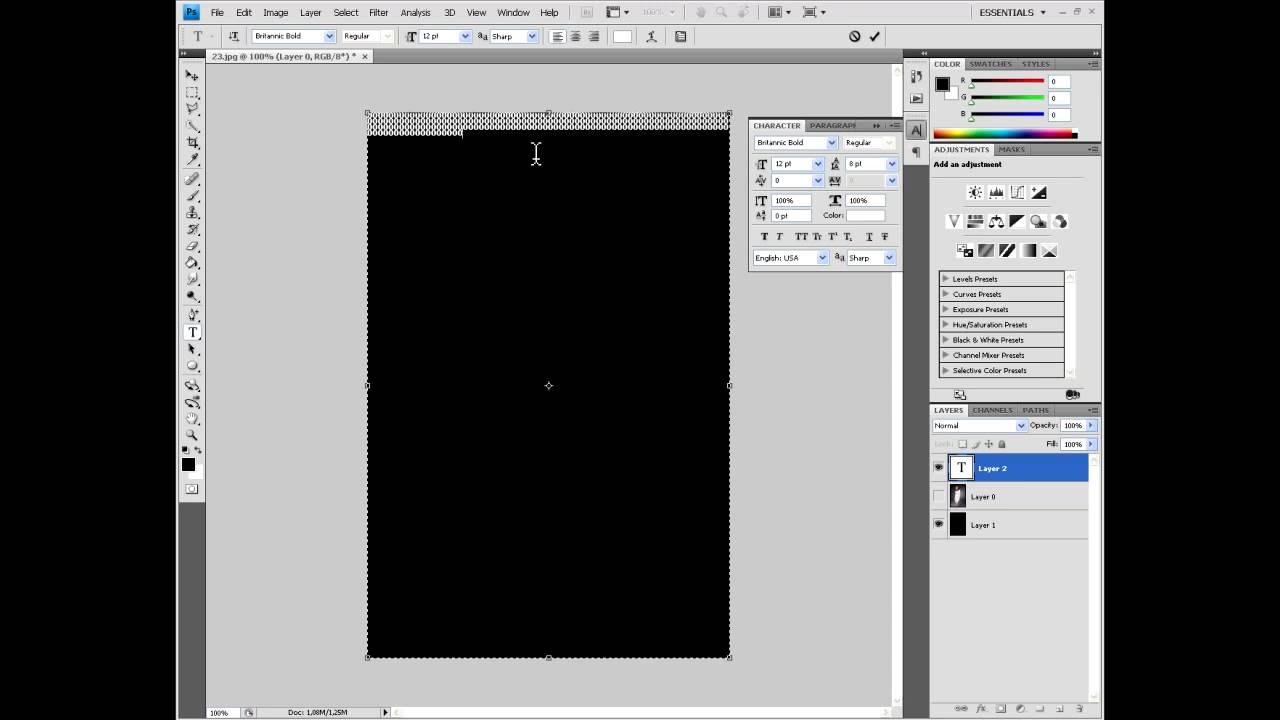 Photoshop tutorials how to make ascii effect in photoshop cs4 photoshop tutorials how to make ascii effect in photoshop cs4 baditri Image collections
