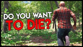 """""""Do You Want to DIE"""" - Famous Last Words!  (Scum Gameplay Part 7)"""
