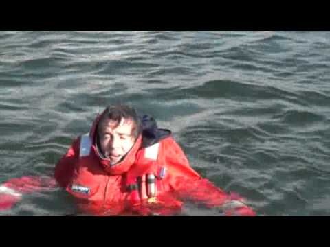 Inflatable Sea Pilot Life Jacket