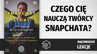 Snapchat story: Historia jego twórcy rewolucja w social mediach.