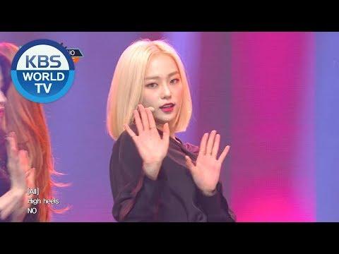 CLC - NO [Music Bank/2019.02.15]