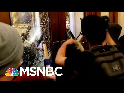 Exposed: Police Double Standards From Trump Riot To BLM Protests   The Beat With Ari Melber   MSNBC