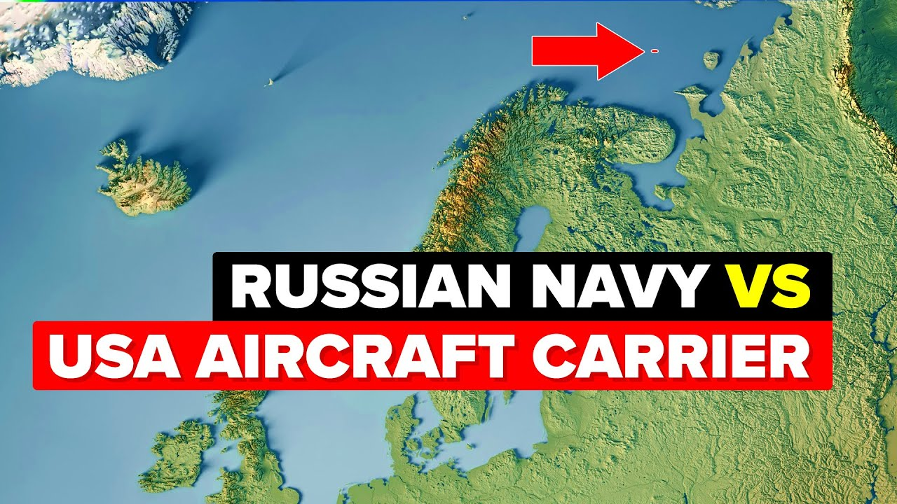 Could Russian Navy Sink a US Aircraft Carrier?