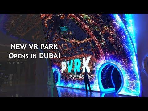 VR Entertainment Centre PVRK Dubai Opens to the Public
