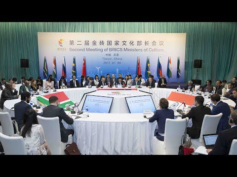 BRICS countries' health and culture ministers meet in Tianjin