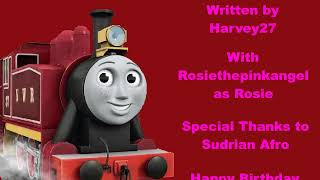 I Want To Be Like Thomas (Happy Birthday Nicola Stapleton)