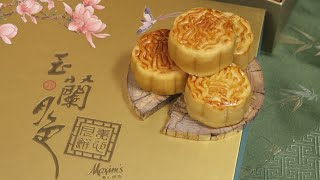 Why mooncakes are a little slice of history