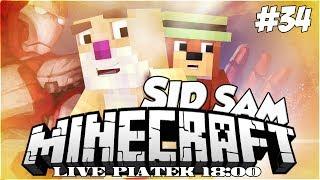Minecraft - SID SAM - Chce być jak Iron Man - #34