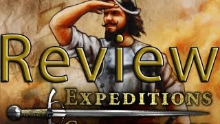 Review: Expeditions: Conquistador