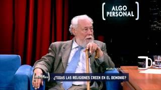 """[Algo Personal] Hugo Zepeda - """"Todas las religiones creen en el demonio"""""""