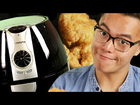 Thumbnail: Can You Fry Food With Only Air?