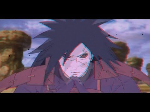 Madara Uchiha [AMV] - ROCKSTAR (Post Malone Ft. 21 Savage)