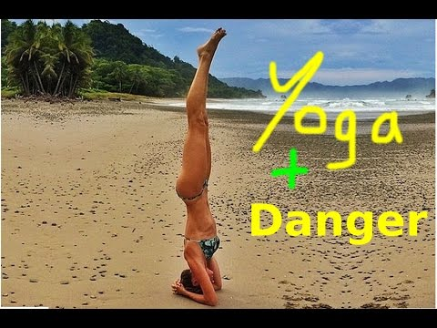 5 Most Dangerous Poses in Yoga