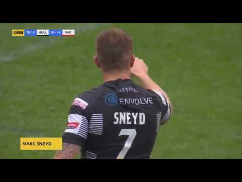 2017 Lance Todd Trophy winning performance from Marc Sneyd