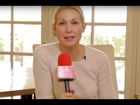 Focus TV  Kelly Rutherford, Children's Justice Campaign