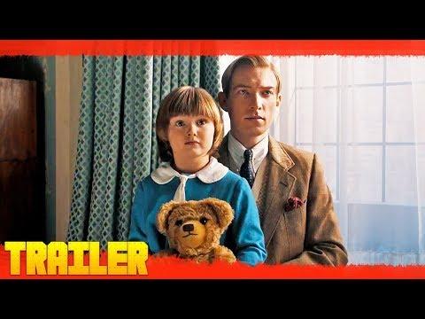Goodbye Christopher Robin (2017) Primer Tráiler Oficial Subtitulado