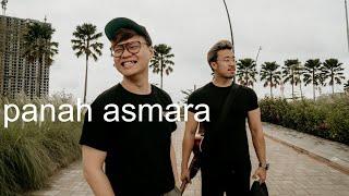 Panah Asmara - Chrisye / Afgan (eclat acoustic cover)