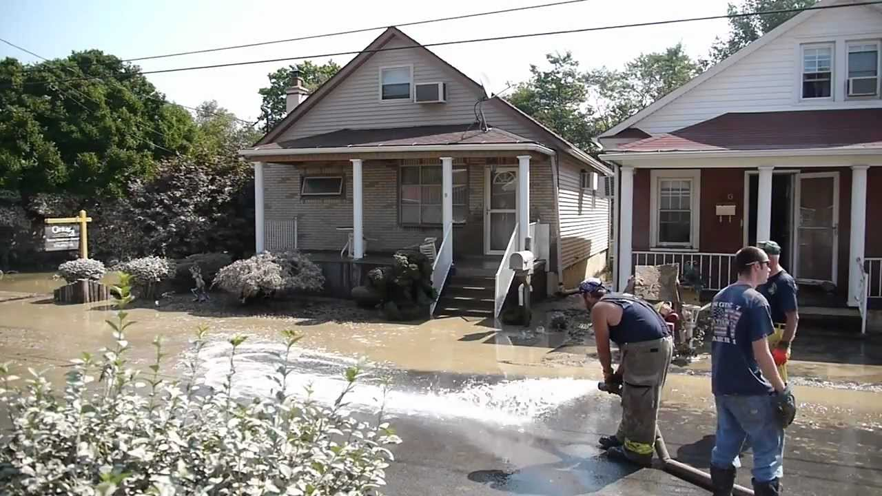 The Pennsylvania Flood Of 2011 Luzerne County Doovi
