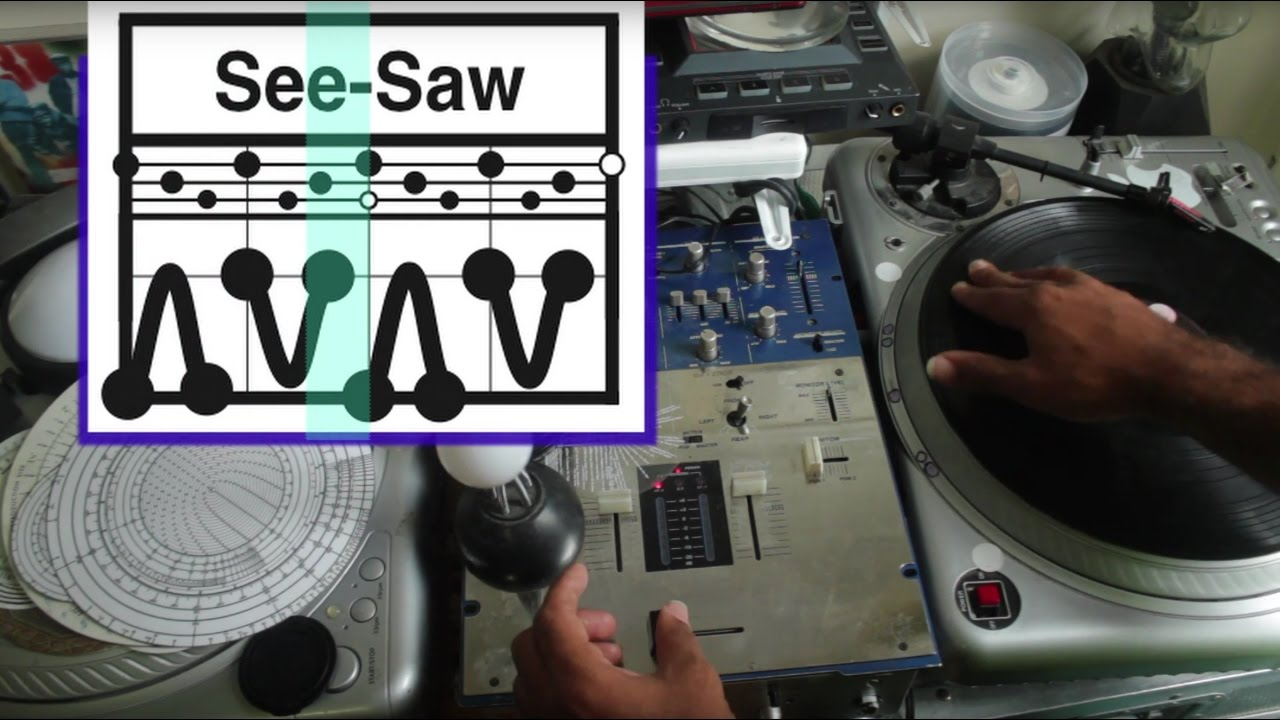 The See-Saw skratch :: TTM Notation Tutørial w/ Slice skratch Wave ...