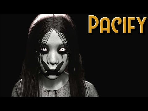 Pacify - Co-op Horror gameplay