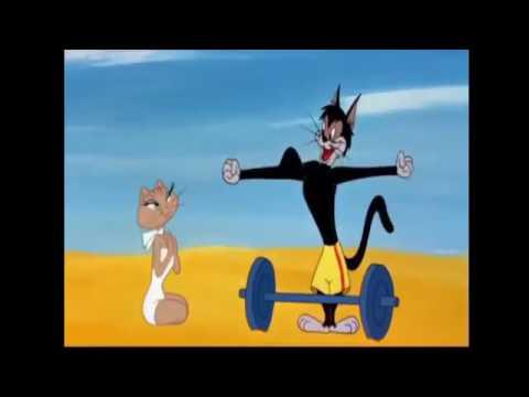 YouTube Tom and Jerry - Muscle Beach Tom Key Mawe thumbnail