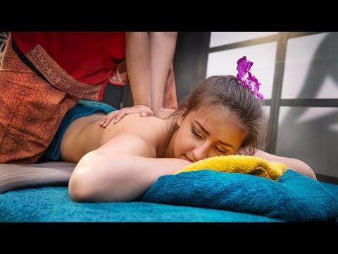 Thai massage bratislava happy