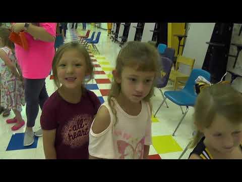 Pontotoc Elementary School PBIS Pep Rally