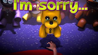 - SFM Fredbear s apologize related to my March Onward animation
