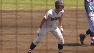 春季県大会 横浜高校VS湘南学院 ⑤斎藤タイムリー
