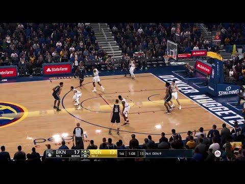 NBA LIVE 19 Nets Vs Nuggets, LA Clippers Vs Pelicans LIVE STREAM