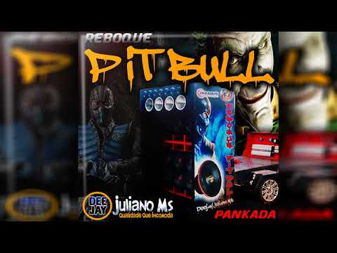 REBOQUE PITBUL   FUNK PANKADÃO 2018   DJ JULIANO MS
