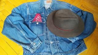 Джинсовая куртка Levis Type 2 / Обзор джинсовой куртки Левис 507XX / Джинсовка Левис