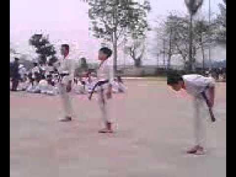quyen  karatedo