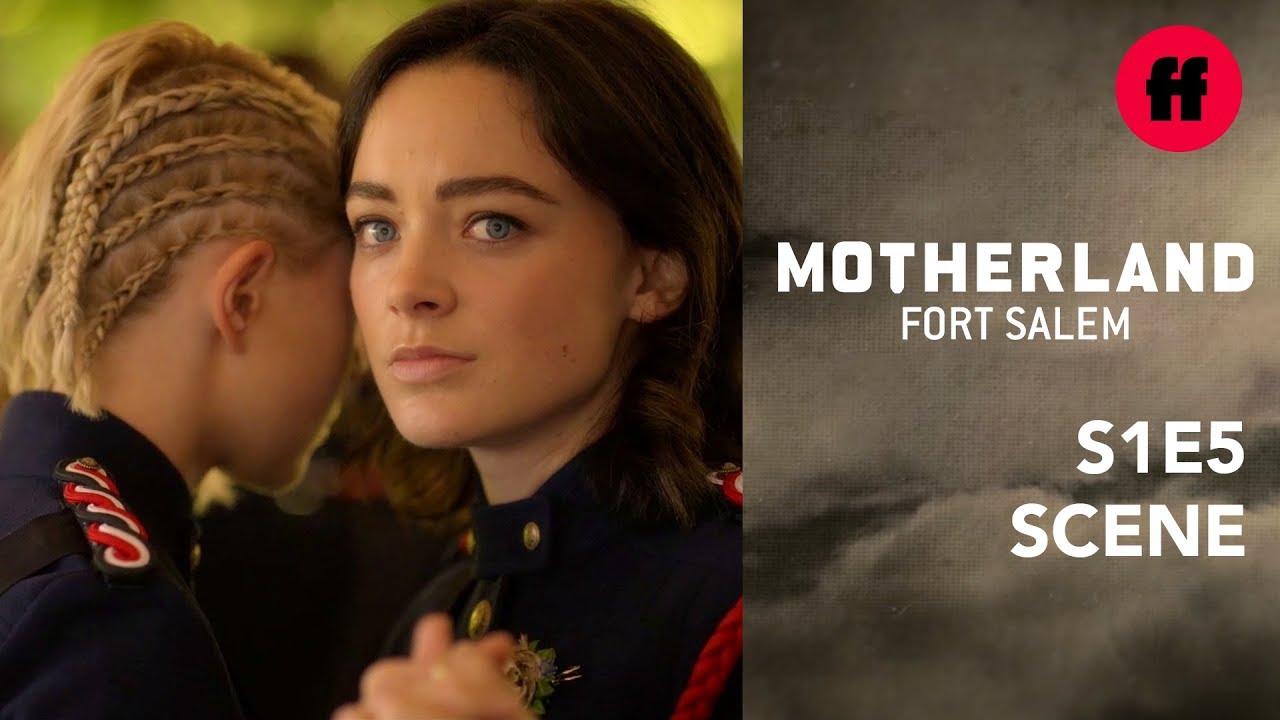 Download Motherland: Fort Salem Season 1, Episode 5 | Scylla Tells Raelle She Loves Her | Freeform