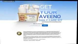 Get your Aveeno Daily Care Kit now! Thumbnail