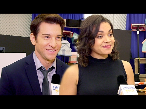 Andy Karl and More Relive Groundhog Day on Broadway - YouTube