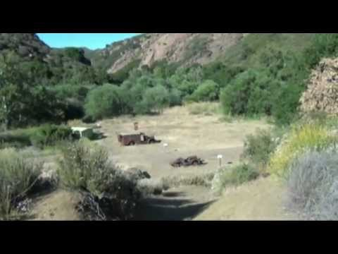 M*A*S*H Filming Location - Then and Now shots
