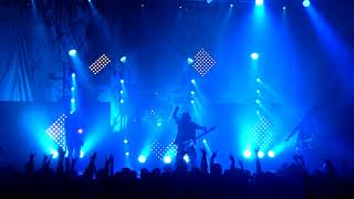 "Machine head ""imperium"" live lyon 15.04.2018"