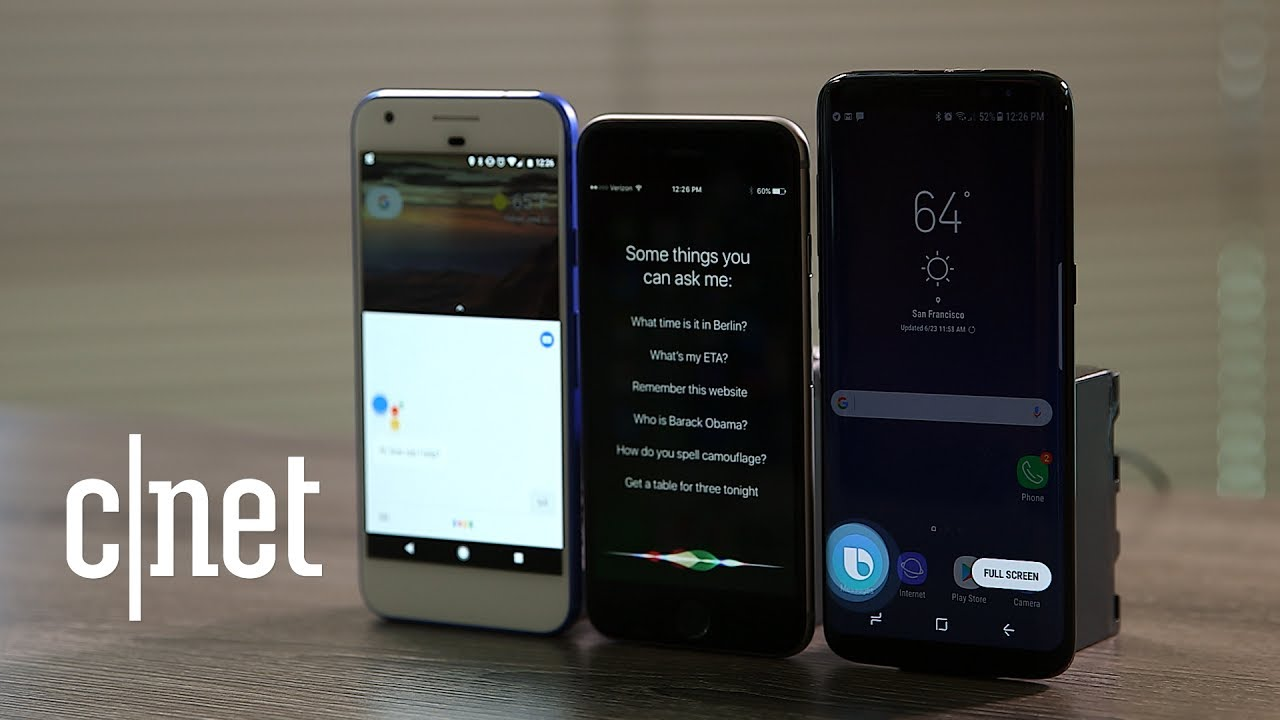 How Samsung's new Galaxy S8 voice app stacks up to Siri, Google Assistant