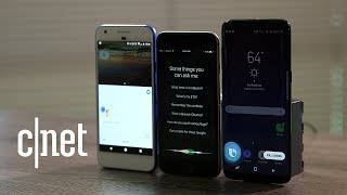 How Samsung's new Galaxy S8 voice app stacks up to Siri, Google Assistant thumbnail