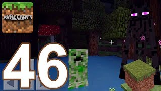 Minecraft: Pocket Edition - Gameplay Walkthrough Part 46 - Survival (iOS, Android)